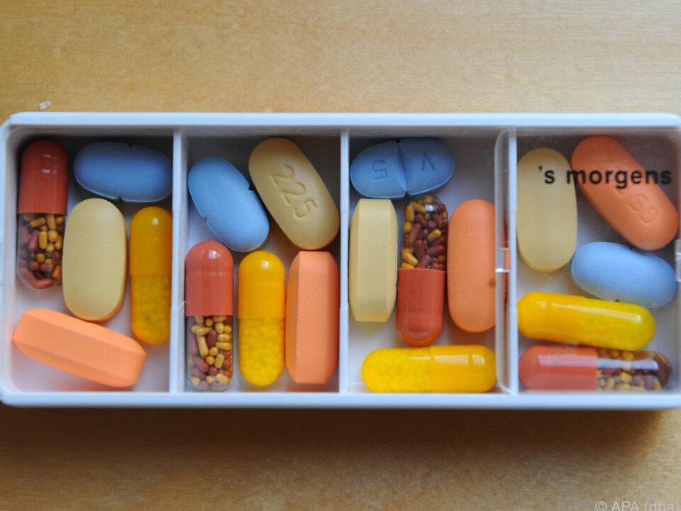 Kombination von Medikamenten könnte helfen