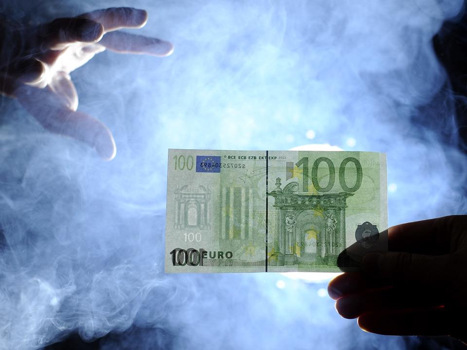 KORRUPTION / BESTECHUNG / SCHMIERGELD geld