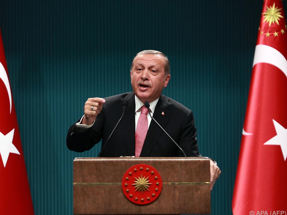 Kritik der EU interessiert Erdogan nicht türkei
