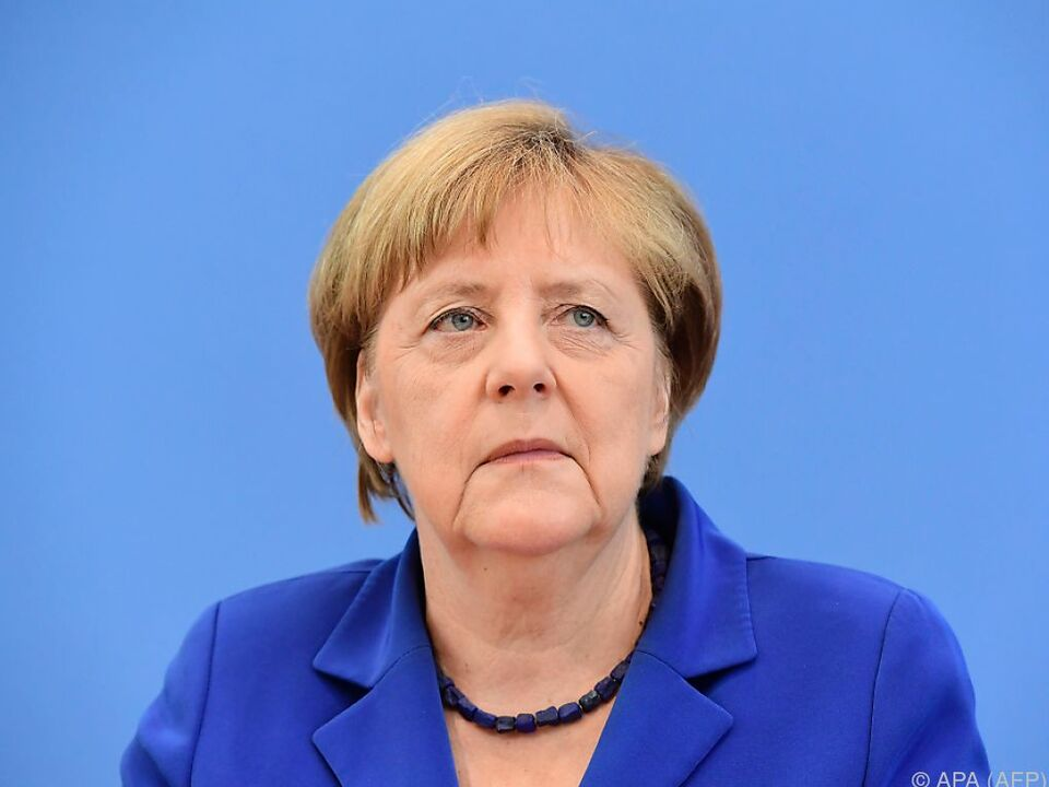 Merkel verurteilte die jüngsten islamistischen Anschläge in ihrem Land
