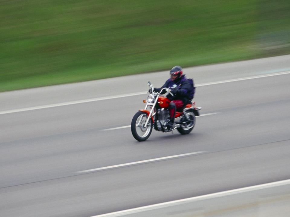 motorrad speed