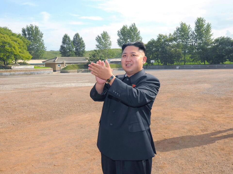 NORTH KOREA KIM JONG-UN nordkorea
