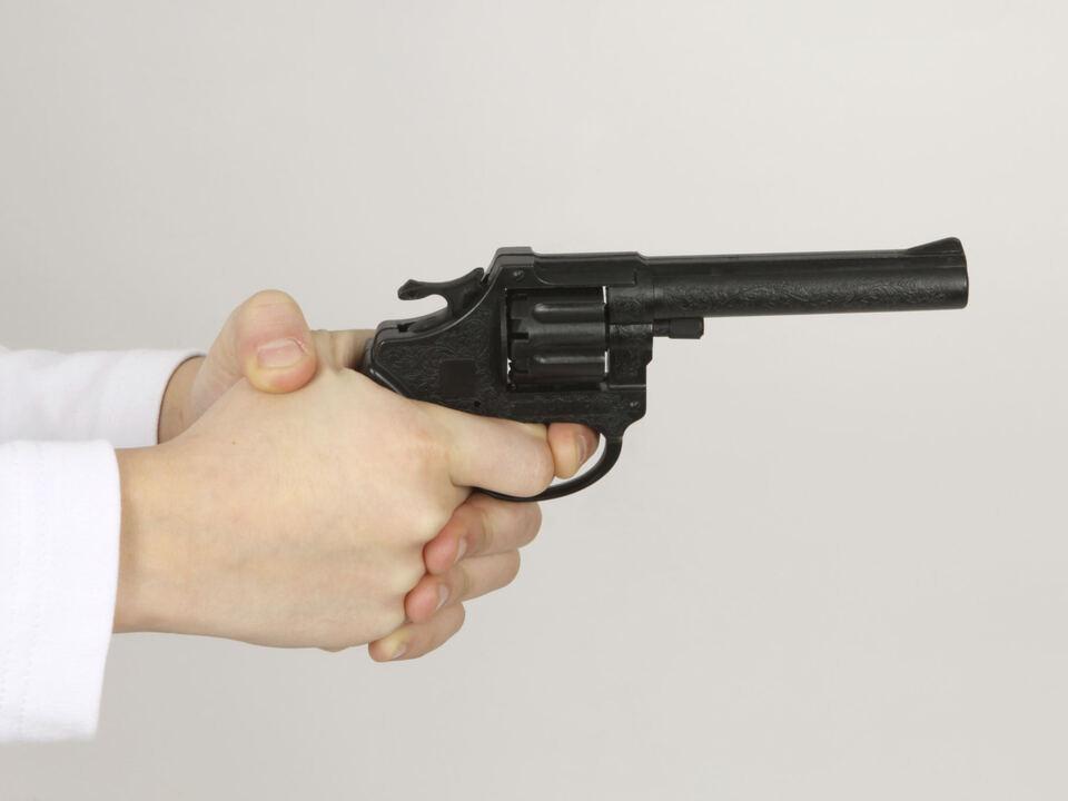 pistole waffe
