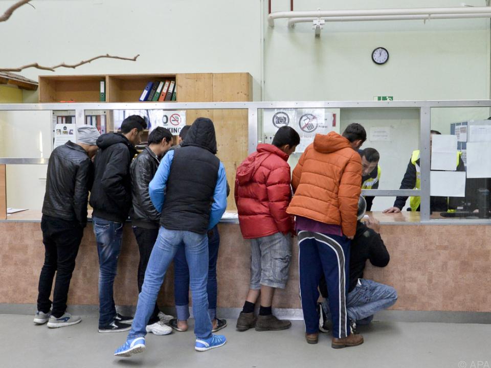 Radikalismus kann bei Flüchtlingen einen guten Nährboden vorfinden
