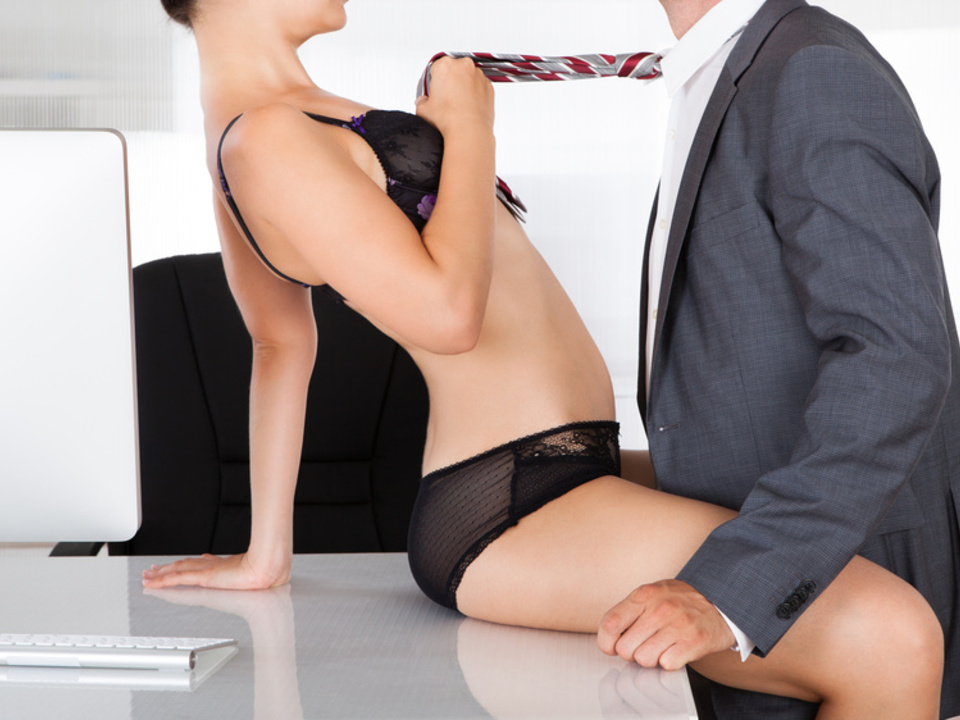 büro sex porno