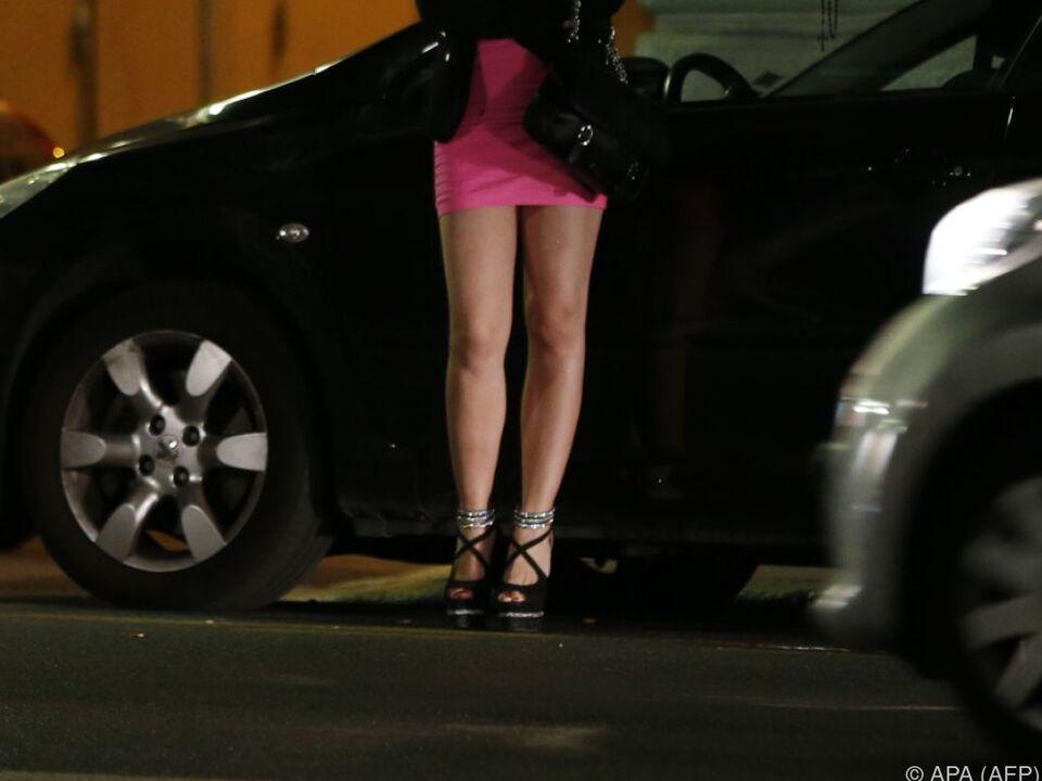 sex Viele junge Frauen werden zur Prostitution gezwungen