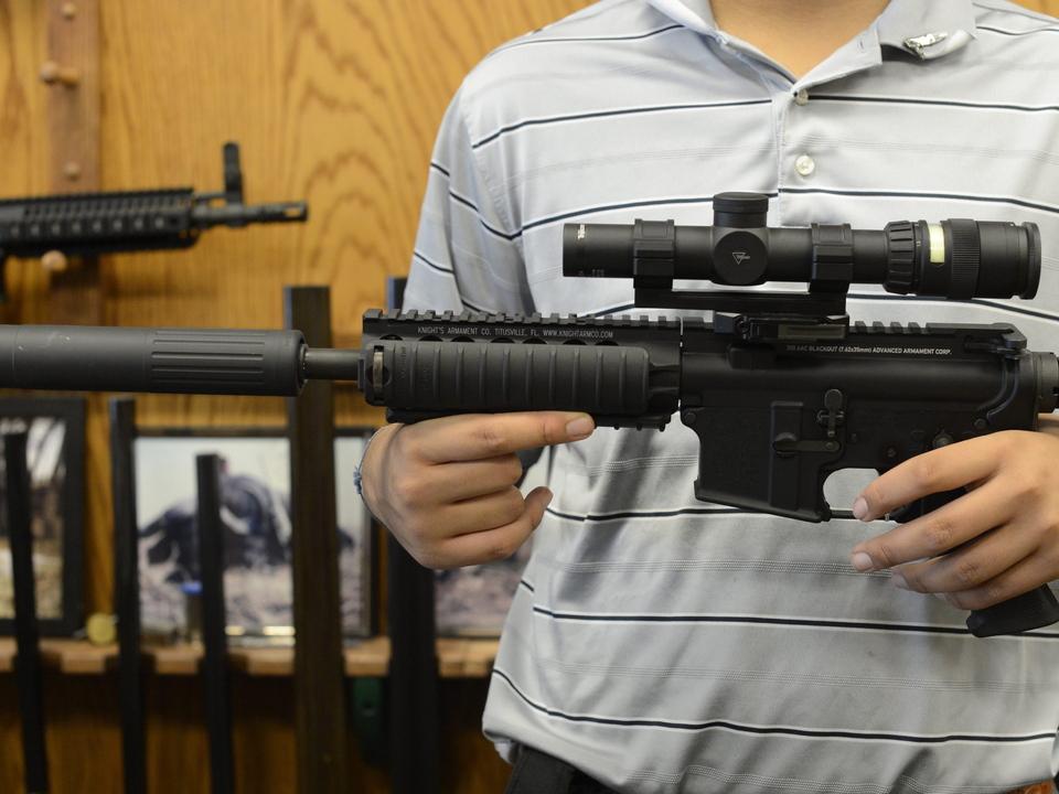 usa waffe gewehr pistole