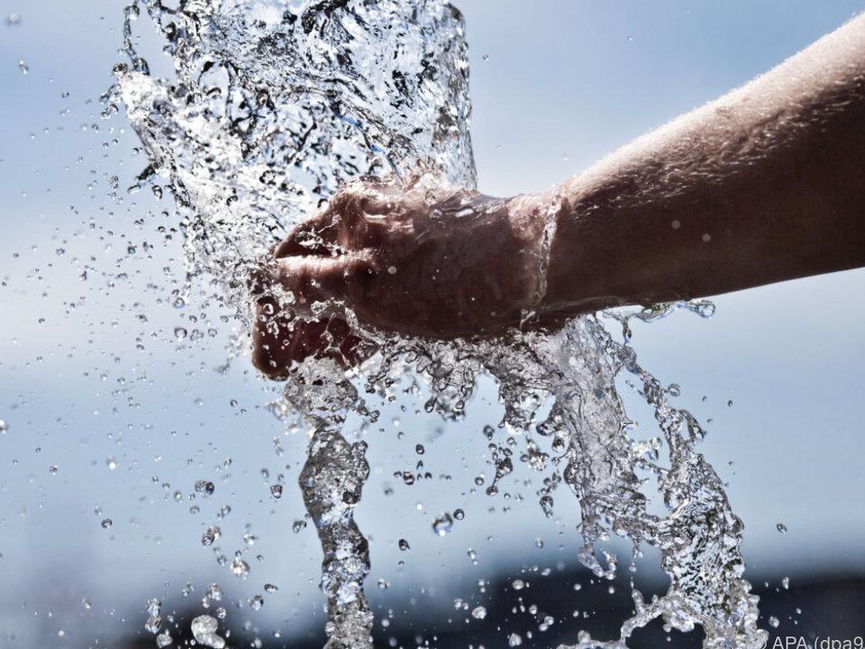 wasser Der Zugang zu Trinkwasser ist in Österreich kaum ein Problem