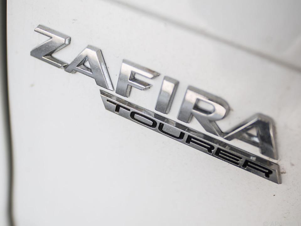Zulassung für neuen Zafira wird erteilt