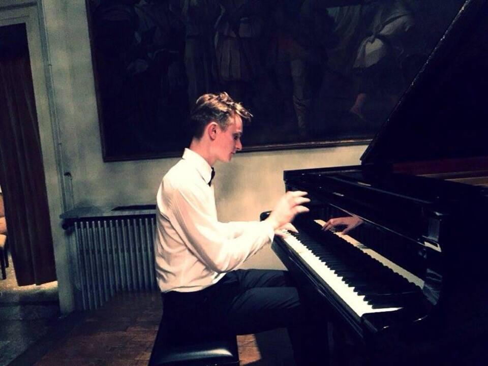 "Maximilian Trebo ""Tadini International Music Competition"""