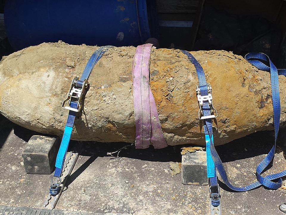 fliegerbombe bombe