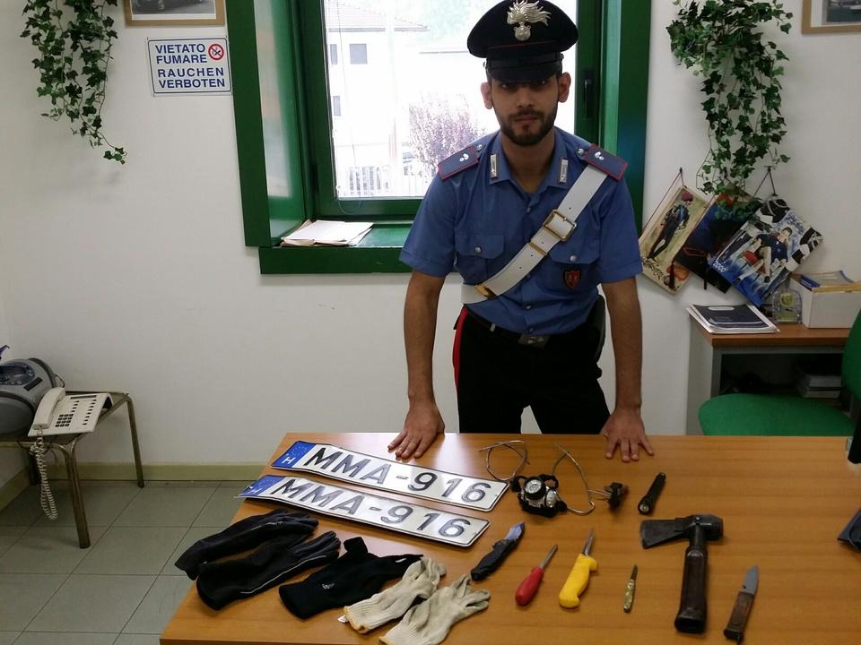 carabinieri einbruchswerkzeug