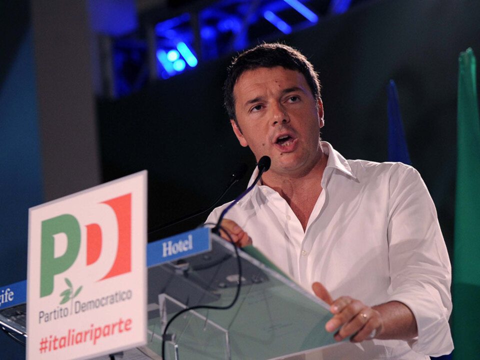 Renzi_entschlossen_Fabio-Cimaglia_LaPresse_03