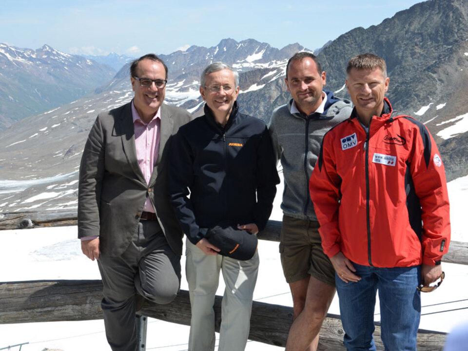 Schnalstaler-Gletscherbahne