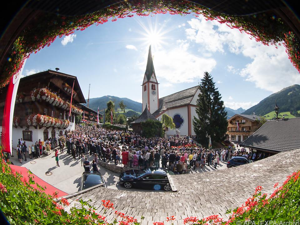Alpbach wird wieder für ein paar Tage zum Nabel der Wirtschaftswelt