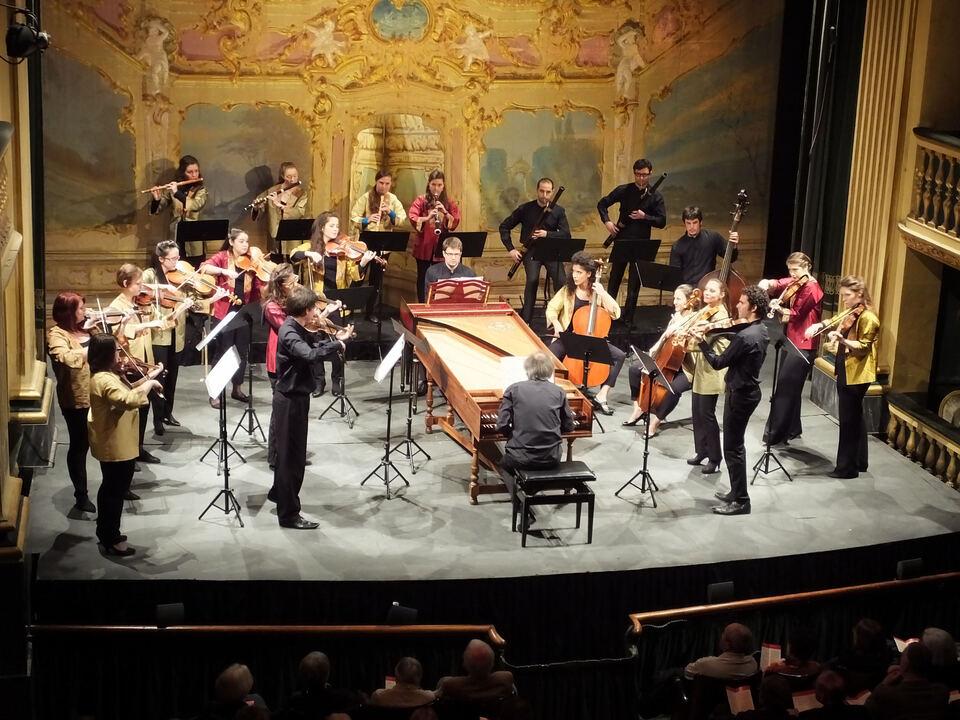Antiqua-European Union Baroque Orchestra