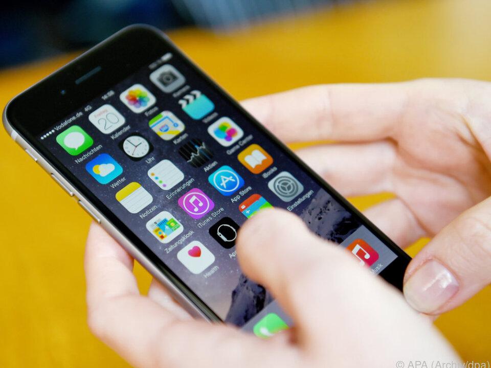 Apple hat die Sicherheitslücke mittlerweile gestopft