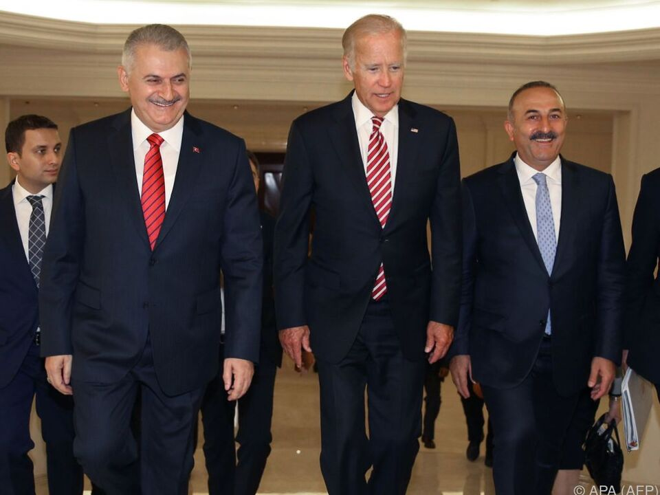 Biden zu Besuch in Ankara