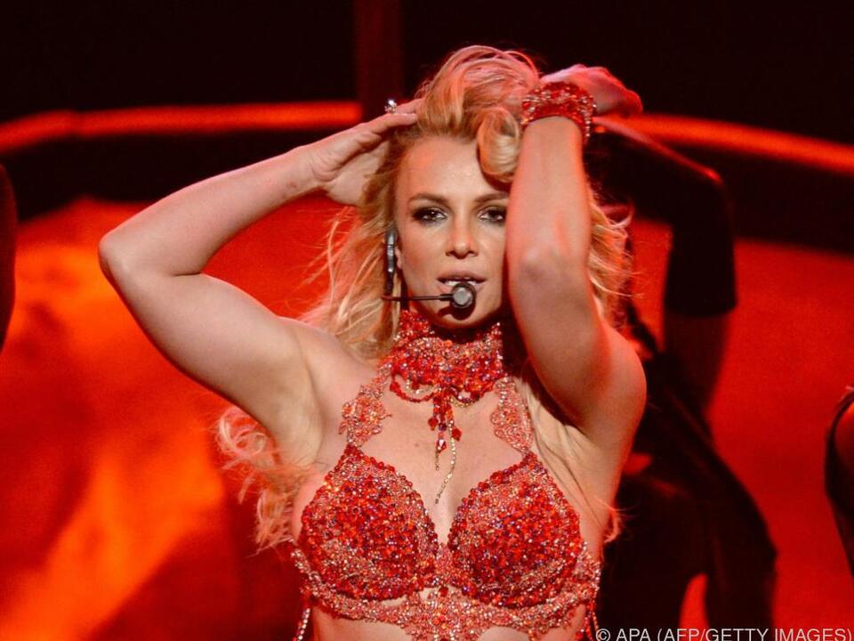 Britney Spears ist immer für eine Überraschung gut