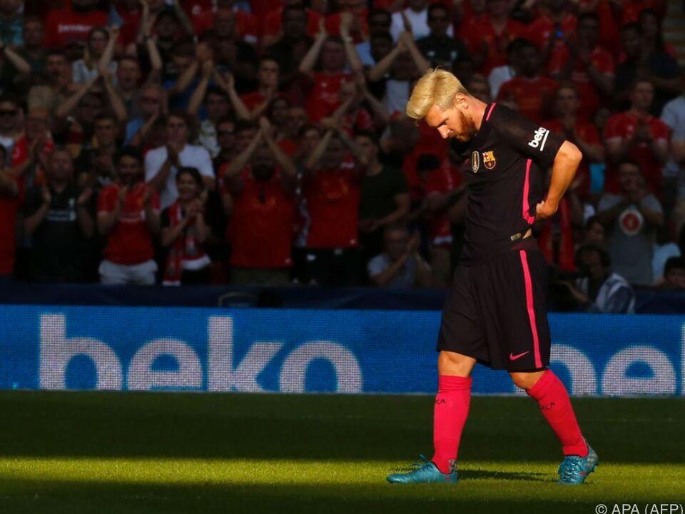 Der 29-jährige Barca-Star steht zu seinem Land