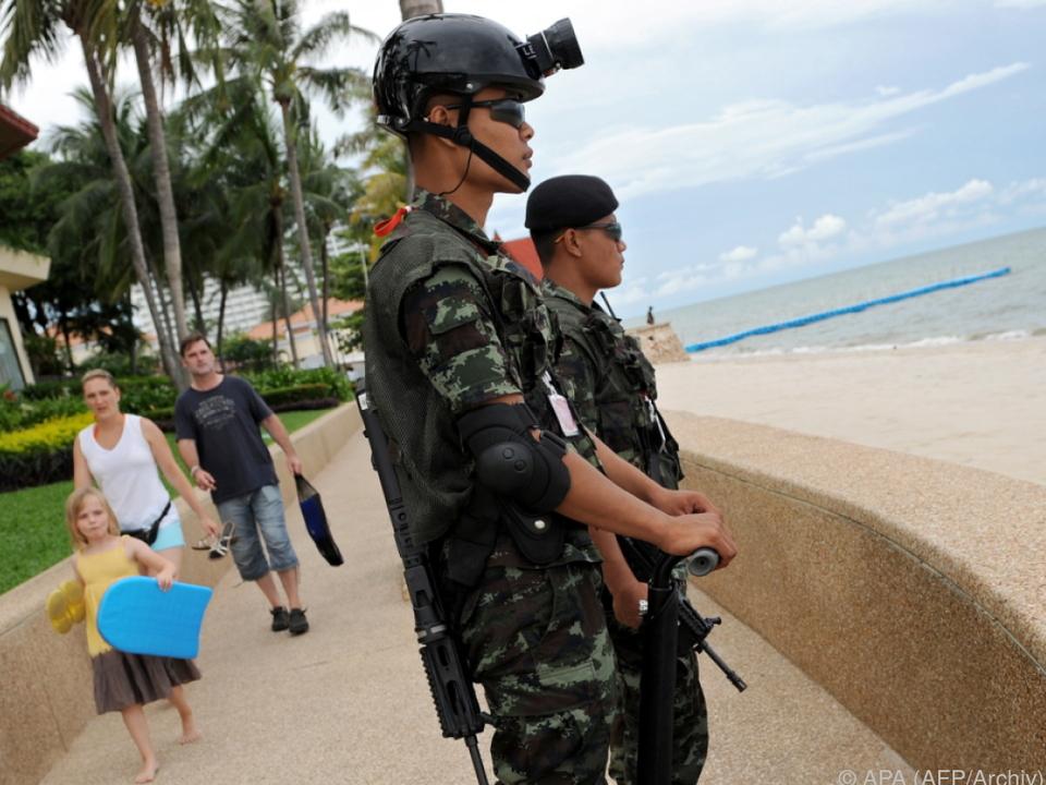 Der Anschlag geschah im Badeort Hua Hin