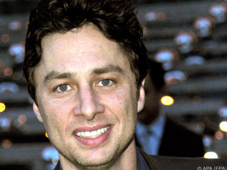 Der Schauspieler wurde mit der Krankenhaus-Dramedy \