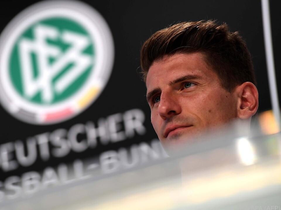 Der Teamstürmer kehrt in die Bundesliga zurück