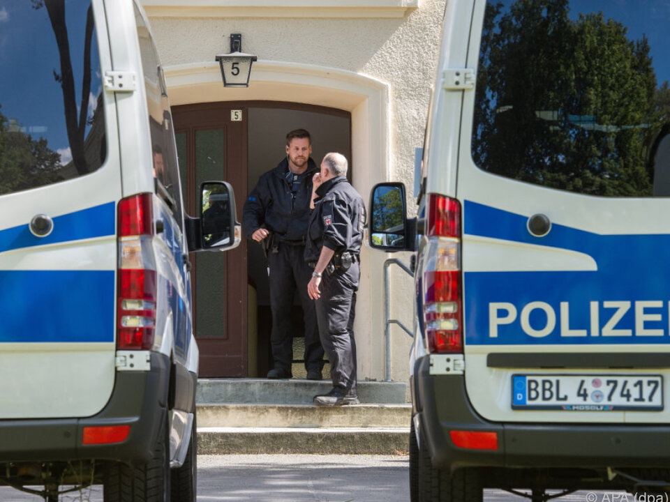 polizei deutschland Der Verdächtige soll Sprengstoffanschlag auf Stadtfest geplant haben