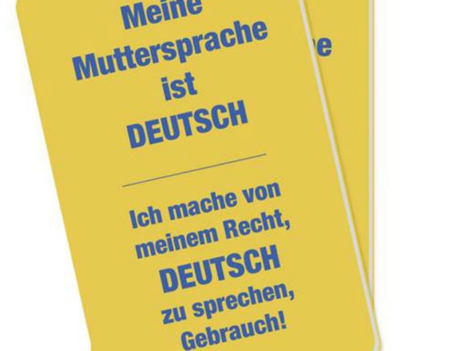 Deutsch Muttersprache SHB