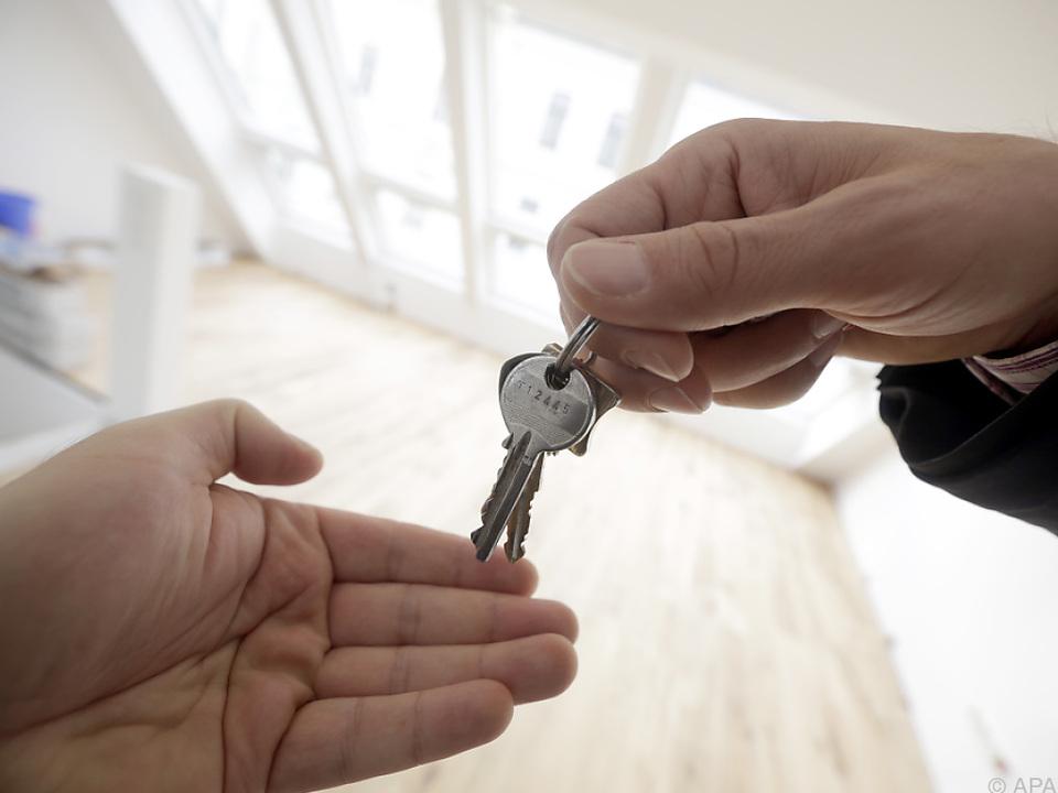 Wohnung Die Arbeiterkammer rät bei Zinsen und Spesen zu verhandeln
