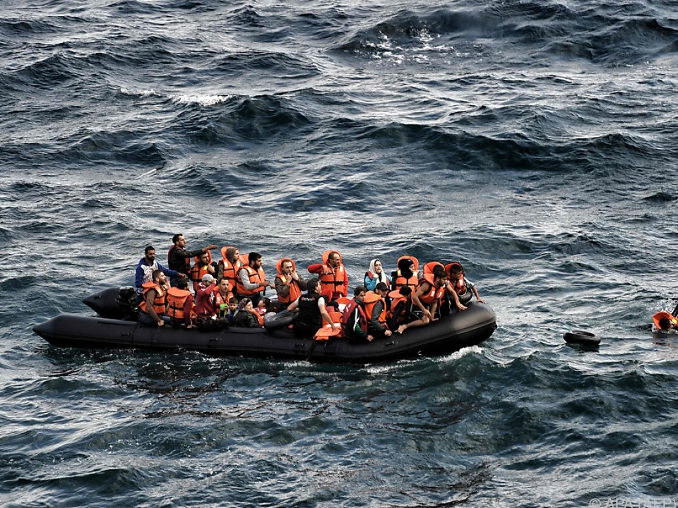 Die Boote waren kaum seetüchtig flüchtling