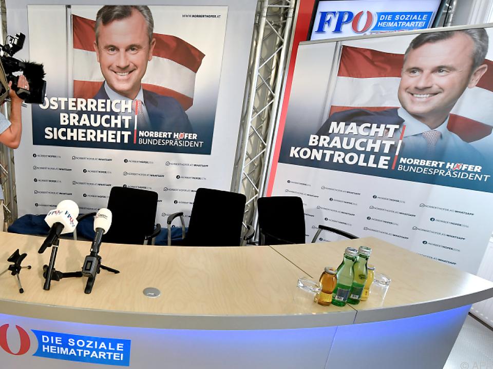 Die FPÖ kupferte beim Klestil-Wahlkampf ab