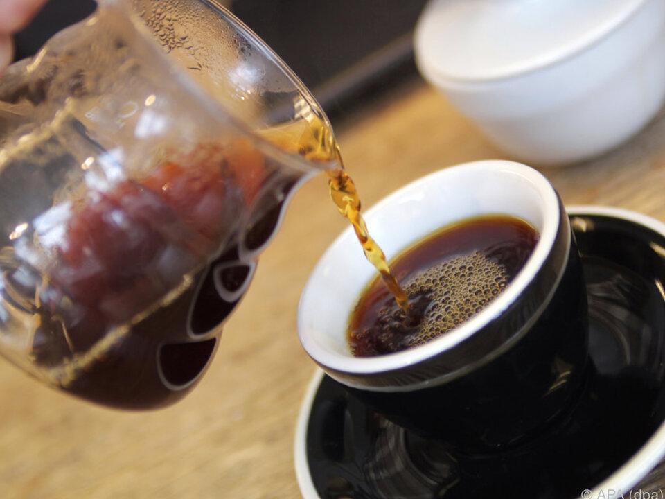 Die Frau mischte ihrem Mann Rattengift in den Kaffee