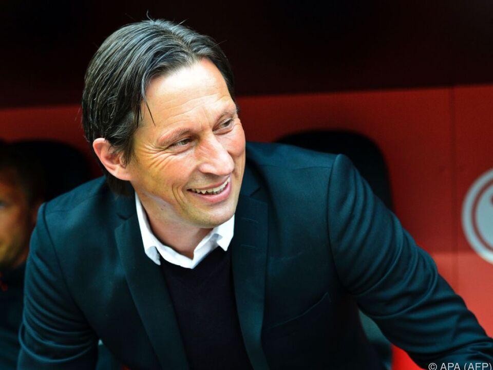 Die Leverkusener Schmidt-Elf gilt als Bayern-Herausforderer