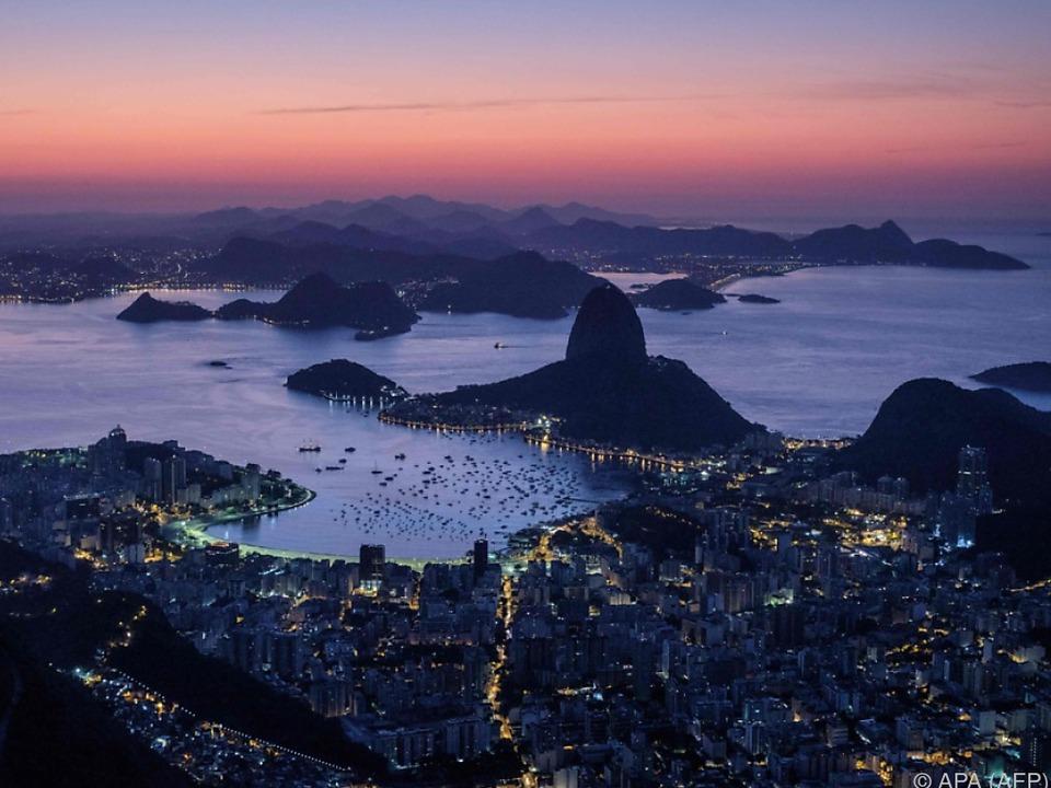 Die Olympiastadt ist auch ein Paradies für Kriminelle