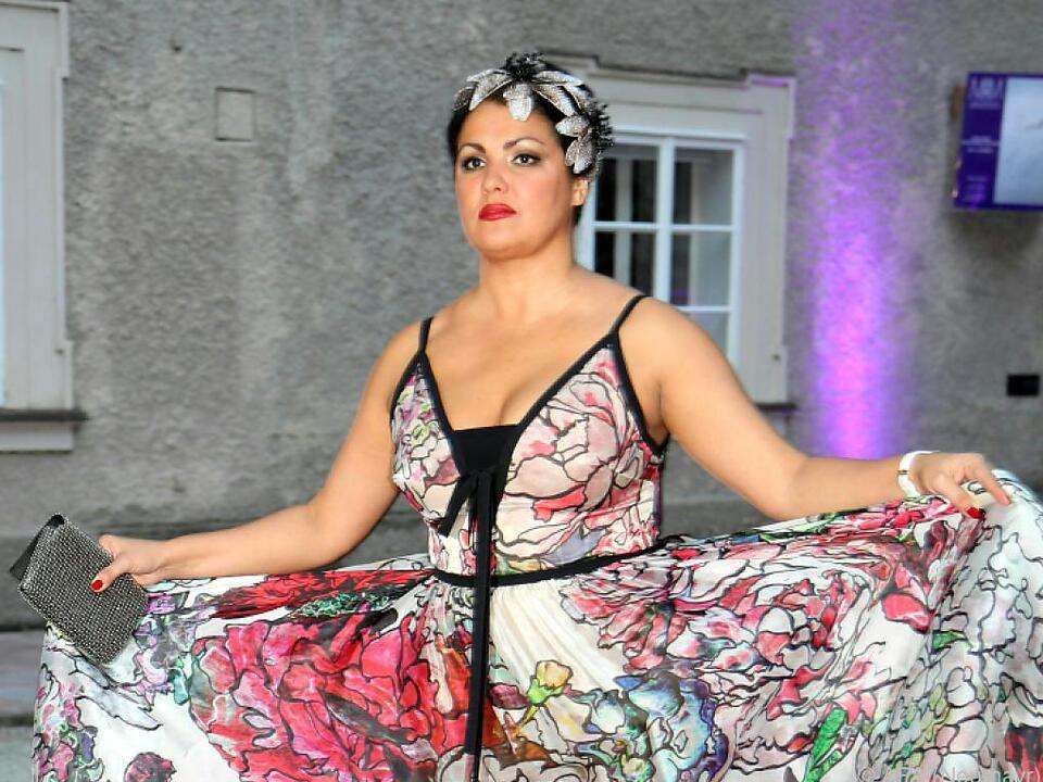 Die Opern-Diva bei den heurigen Salzburger Festspielen