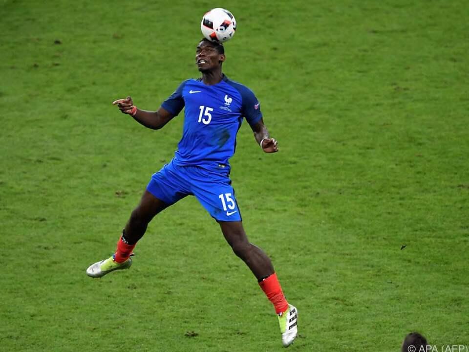 Ein Franzose auf dem Weg von Italien nach Frankreich