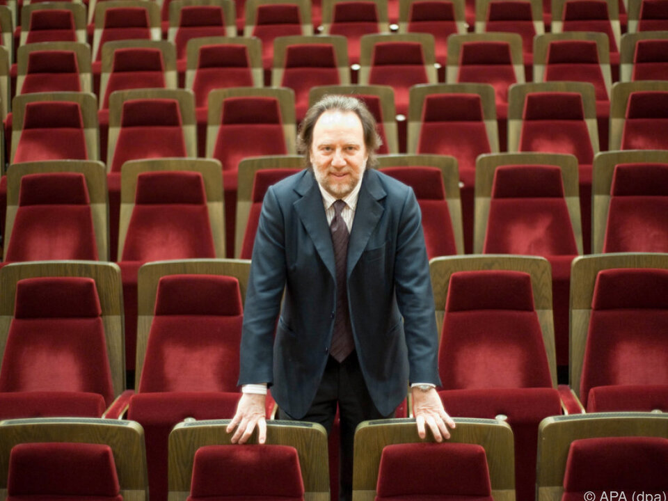 Einstand als Leiter des Lucerne Festival Orchestra