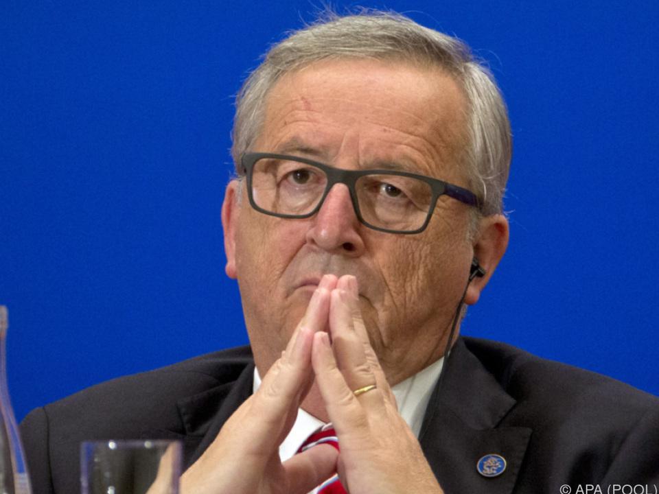EU hält an den vereinbarten Bedingungen fest