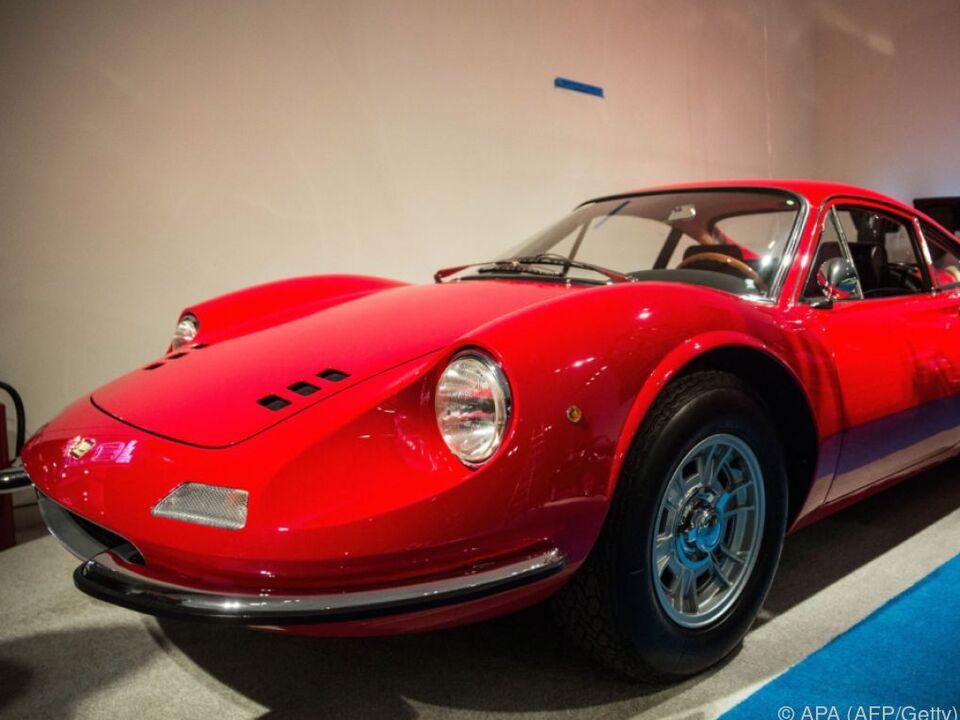 Ferrari bei Sotheby\'s Auktion: Oltimer-Markt nur etwas für Auskenner