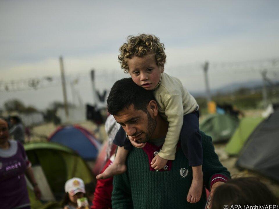 Flüchtlinge sind selten willkommen
