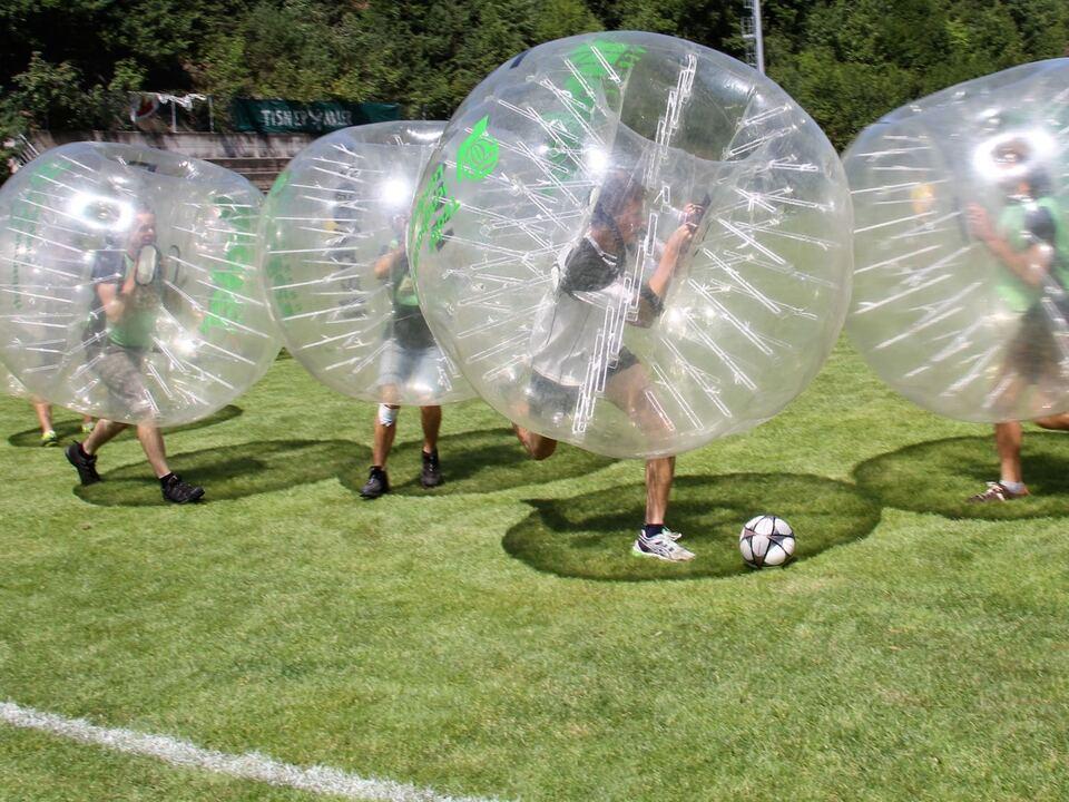 Bubble Soccer SBJ