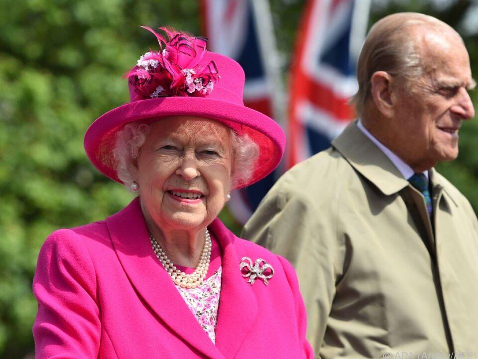 Für die britische Königin Elizabeth II. bleibt alles beim Alten