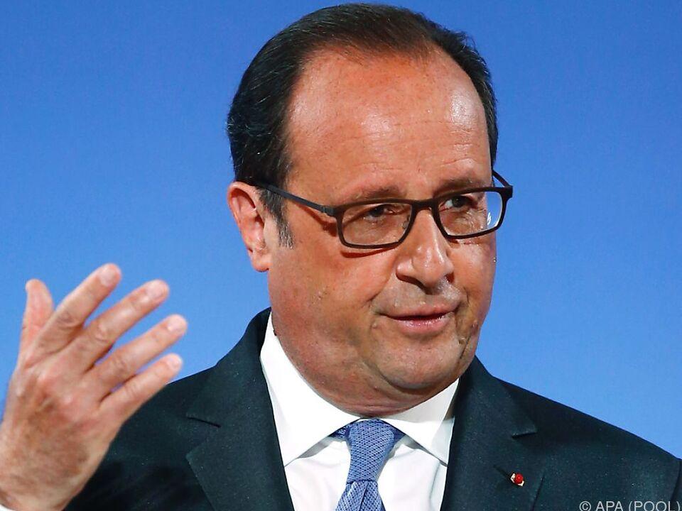 Für Hollande ist die Brexit-Entscheidung \