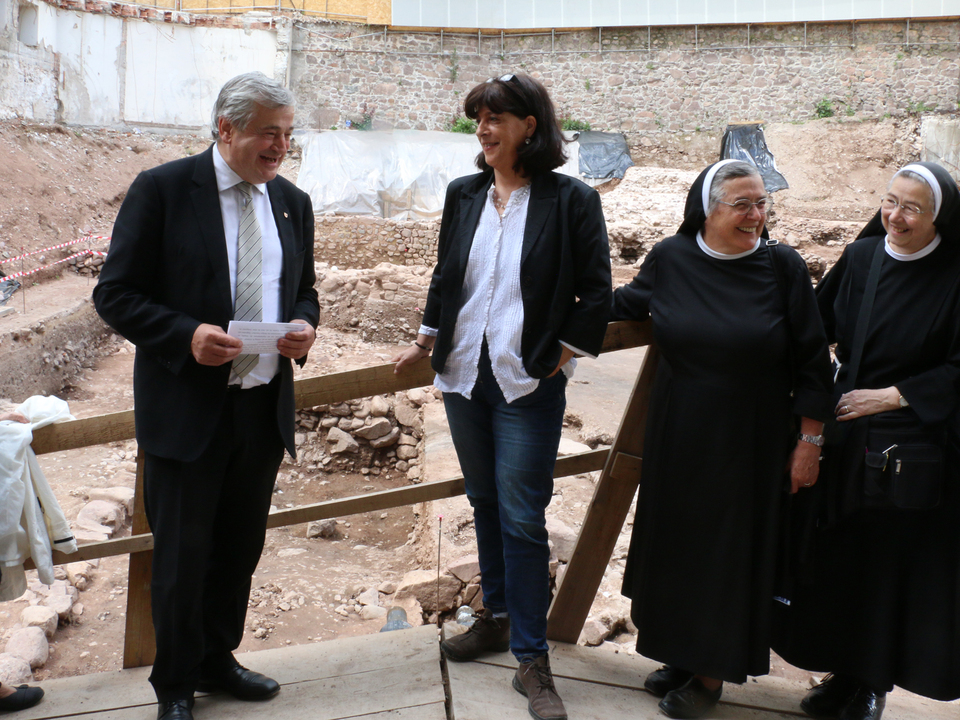 Mussner Römer Fund Archäologie