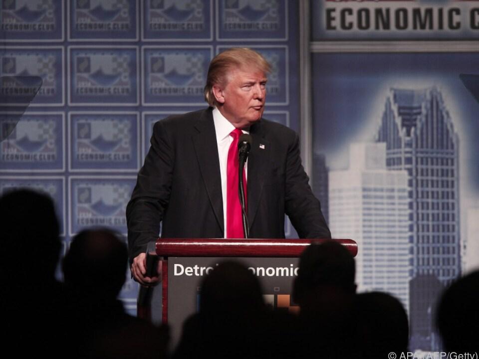 Gegenwind für Donald Trump wird immer stärker