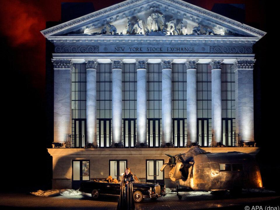 Götterdämmerung bei den Bayreuther Festspielen