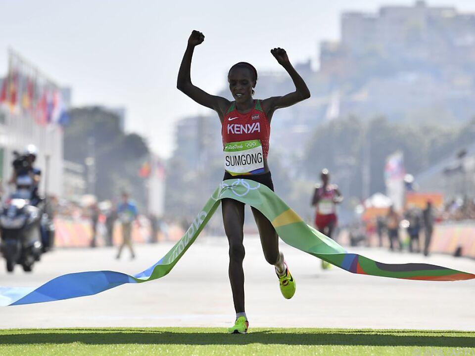 Gold für Äthiopien