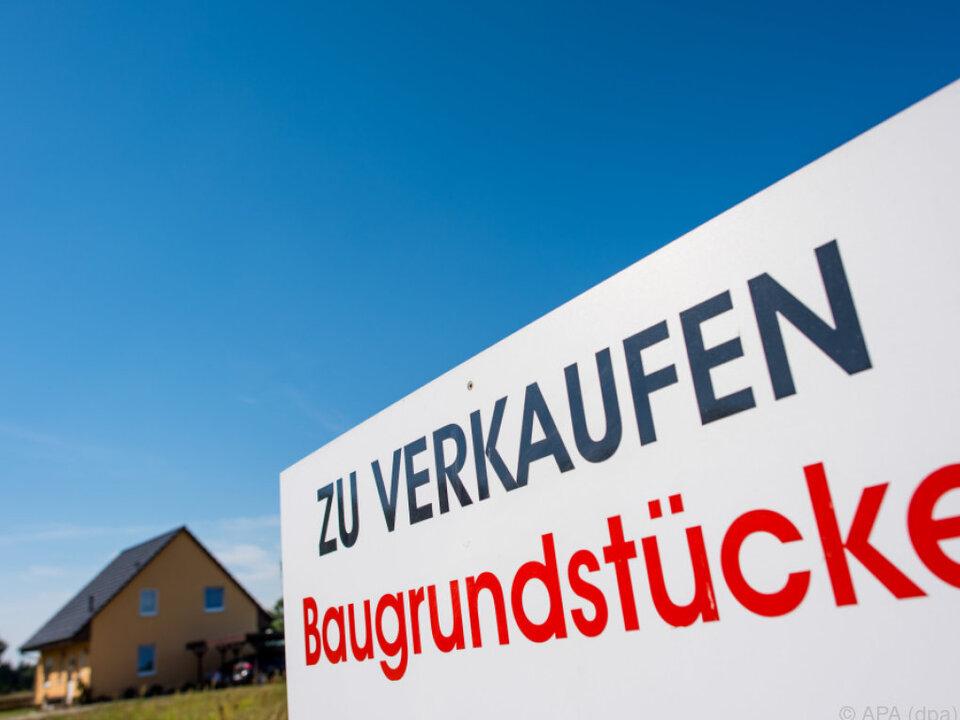 sparen Haus, Wohnung oder Gründstück, der Österreicher liebste Wertanlage