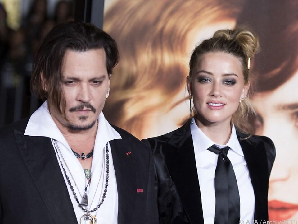 Heard reichte nach nur 15 Monaten Ehe die Scheidung von Depp ein